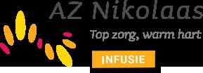 Logo AZ Nikolaas - Infusie