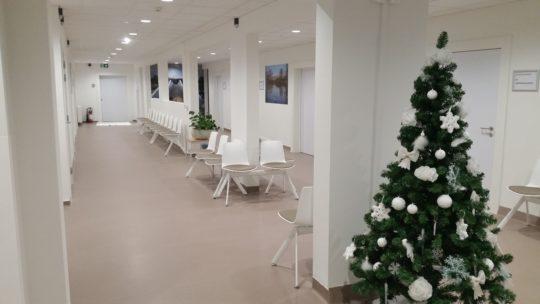 Vernieuwde polikliniek campus Hamme