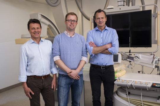 Groeiende rol en positionering van interventionele radiologie