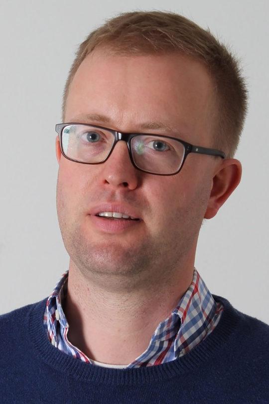 dr. Frans Van den Bergh