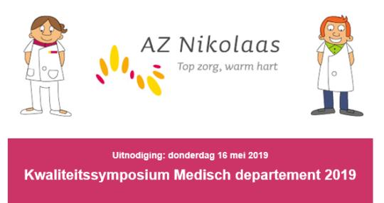 kwaliteitssymposium medisch departement: visie rond een volgende accreditering
