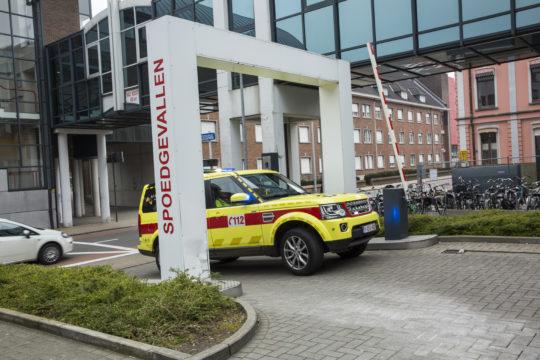 De impact van de Oosterweelwerken voor de dringende geneeskundige hulpverlening in het Waasland