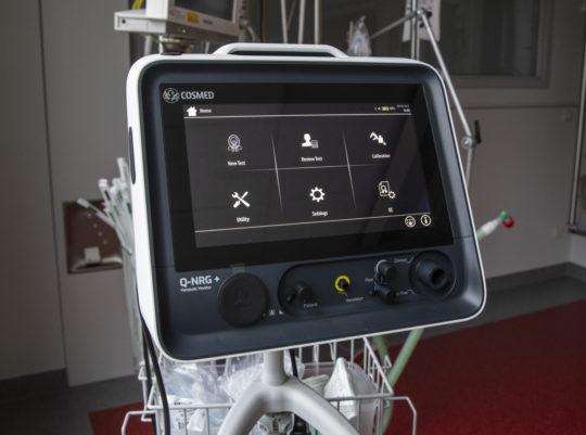 AZ Nikolaas investeert in eerste indirecte calorimeter van de nieuwe generatie