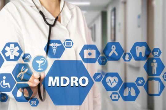 Multidrug resistente micro-organismen en beleid in AZ Nikolaas