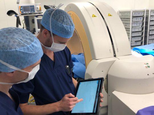 Opstart elektronische anesthesiefiche 'e-anesthesia'