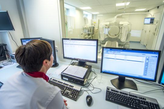 Artificiële intelligentie op de Medische en Moleculaire Beeldvorming in AZ Nikolaas