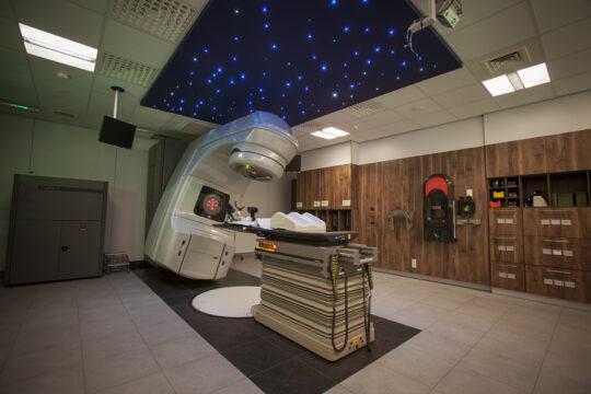 Er waait een nieuwe wind op de dienst radiotherapie…