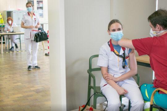 Terugblik op een succesvolle vaccinatieperiode