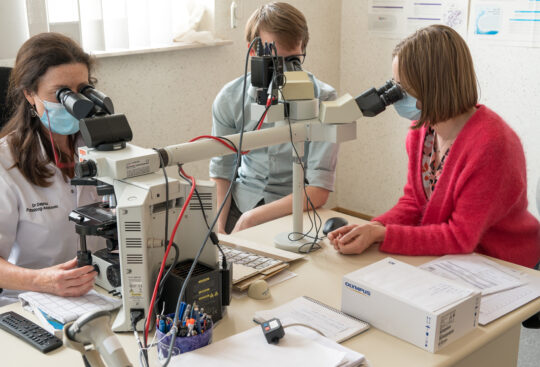 Spots on: labo pathologische anatomie